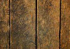 Oude houten oppervlakte als achtergrond royalty-vrije stock afbeeldingen