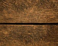 Oude houten oppervlakte als achtergrond Royalty-vrije Stock Foto