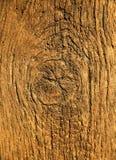 Oude houten oppervlakte als achtergrond Stock Afbeelding
