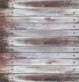Oude houten panelen Royalty-vrije Stock Afbeeldingen
