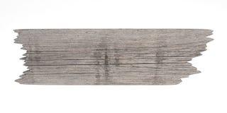 Oude houten plank Stock Fotografie