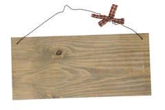 Oude houten plank royalty-vrije stock afbeeldingen