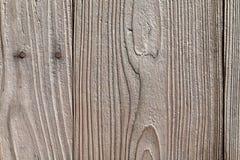 Oude houten plank Stock Foto's