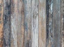 Oude houten plankachtergrond Royalty-vrije Stock Foto's
