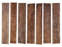 Oude houten planken Royalty-vrije Stock Afbeeldingen