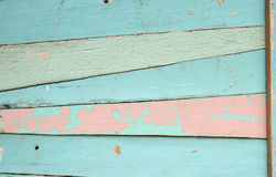 Oude houten planken Royalty-vrije Stock Foto's