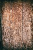 Oude houten plankomheining Royalty-vrije Stock Afbeelding