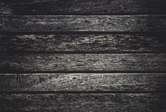 Oude houten planktextuur Stock Foto's