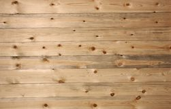 Oude houten raad Stock Afbeelding