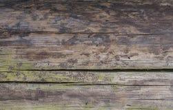 Oude houten raad royalty-vrije stock afbeelding