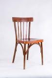 Oude houten stoel Stock Fotografie