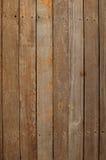 Oude houten strook Royalty-vrije Stock Foto's