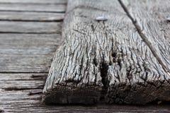 Oude houten textuur Royalty-vrije Stock Fotografie
