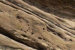 Oude houten textuur als achtergrond op een muur stock fotografie
