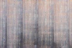 Oude houten textuur, Houten muurvloer Stock Foto