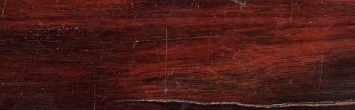 Oude Houten Textuur met Gekrast voor Grunge-Achtergrond stock afbeelding
