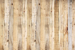 Oude houten textuur van pallets Stock Fotografie