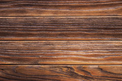 Oude houten textuur in warme bruine tonen Royalty-vrije Stock Fotografie
