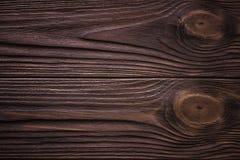 Oude houten textuur in warme bruine tonen Stock Foto's