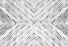 Oude houten textuur, x-vorm Royalty-vrije Stock Afbeeldingen