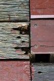 Oude Houten textuurachtergrond Stock Foto's