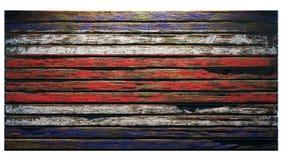 Oude houten textuurapocalyps als achtergrond stock illustratie