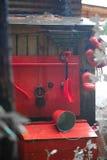 Oude hulpmiddelen voor brandbestrijding Royalty-vrije Stock Afbeeldingen