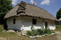 Oude Hut Stock Afbeeldingen