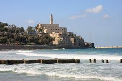 Oude Jaffa Stock Foto