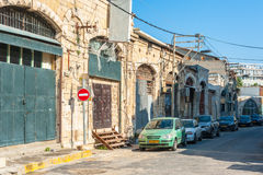 Oude Jaffa Royalty-vrije Stock Afbeelding