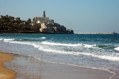 Oude Jaffa Stock Foto's