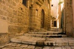 Oude Jaffa Stock Afbeelding
