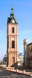 Oude Jaffa - de Klokketoren stock foto
