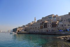 Oude Jaffa. Israël royalty-vrije stock afbeelding