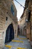 Oude Jaffa. Israël stock fotografie