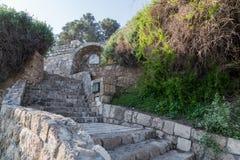 Oude Jaffa. Israël Royalty-vrije Stock Fotografie