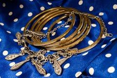 Oude juwelen Stock Afbeeldingen