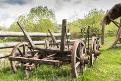 Oude Kar Stock Foto's