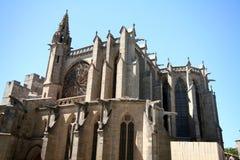 Oude kathedraal Royalty-vrije Stock Afbeeldingen