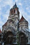 Oude Katholieke kerk Stock Foto's
