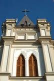 Oude katholieke kerk Royalty-vrije Stock Foto's