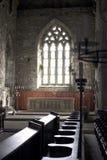 Oude Keltische kapel stock afbeeldingen