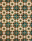 Oude keramische tegel in Lissabon, Portugal Stock Fotografie