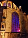 Oude kerk Stock Foto's