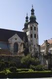 Oude kerk Royalty-vrije Stock Afbeeldingen