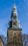 Oude Kerk in Amsterdam Lizenzfreie Stockbilder