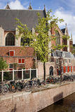 Oude Kerk in Amsterdam Royalty Free Stock Images
