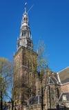 Oude Kerk, Amsterdam Stock Photo