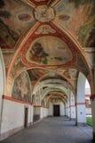 Oude Kerk - Architectuur het Schilderen Royalty-vrije Stock Fotografie