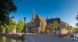 Oude Kerk Church, Amsterdam Royalty Free Stock Photography